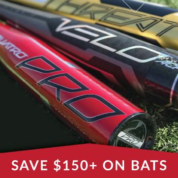 Bats More Than $150 Off