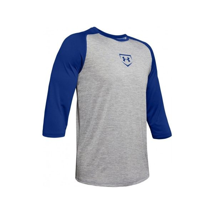 Under Armour Men's Baseball Utility 3/4 Shirt