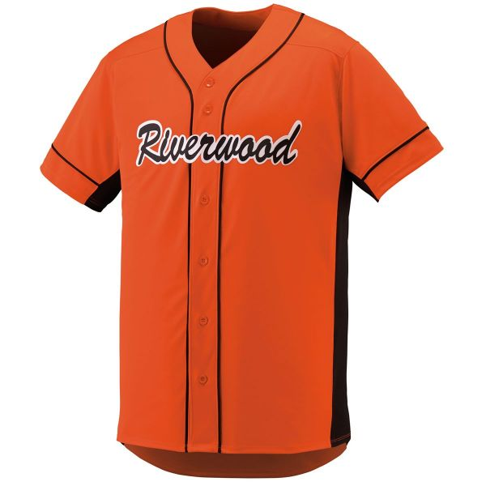Augusta Youth Slugger Baseball Jersey