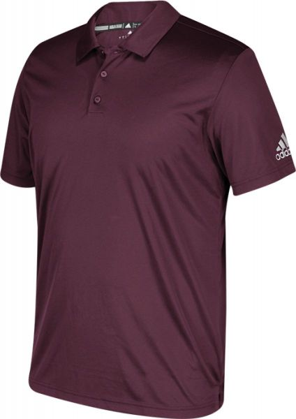 Adidas Mens Climalite Grind Polo