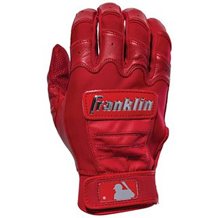 Franklin Adult CFX Pro Chrome Series Batting Gloves