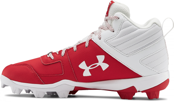 Under Armour Men's Leadoff Mid Molded Baseball Cleats