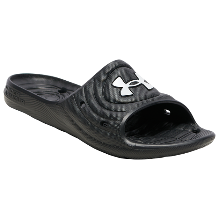 Under Armour Youth Locker IV Slides Sandals
