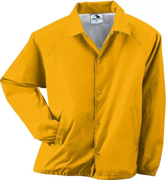 Augusta Adult Nylon Coach's Jacket/Lined