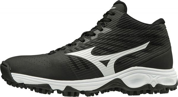 Mizuno Men's Ambition All-Surface Mid Turf Cleat