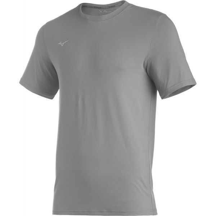 Mizuno Adult Comp Diamond Short Sleeve Crew Shirt