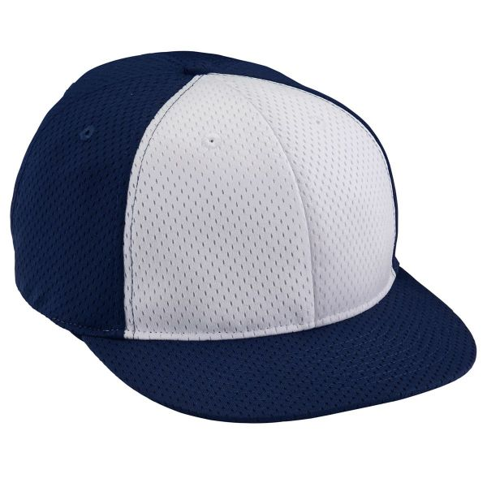 Augusta Youth Athletic Mesh Flat Bill Cap