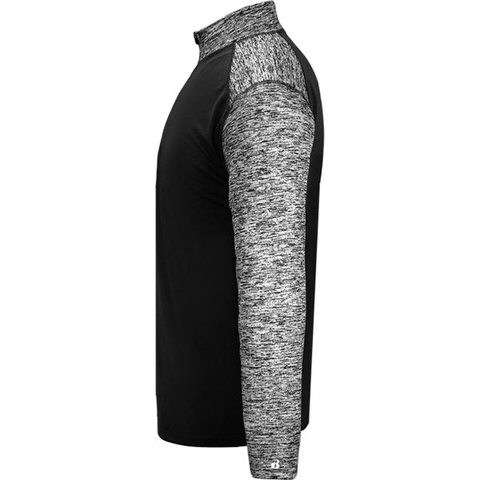 Badger Sport Men's Blend 1/4 Zip Pullover