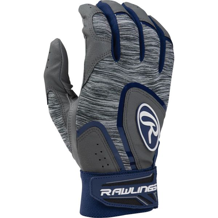 Rawlings 5150 Adult Baseball Batting Gloves Pair