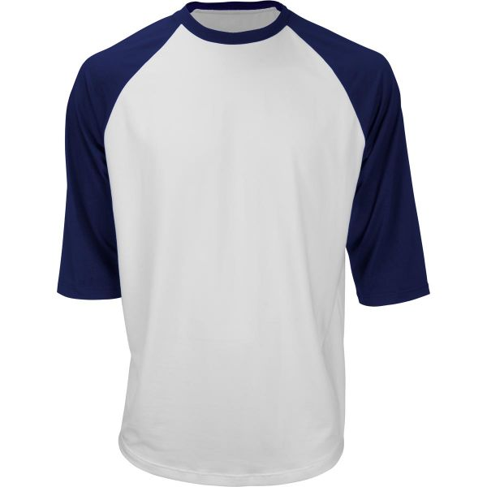 Marucci Adult 3/4 Sleeve Perfomance Baseball Shirt