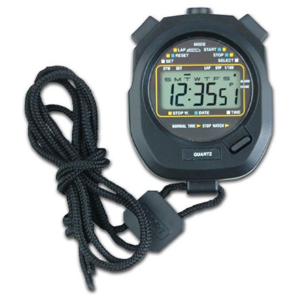 Champro-Large-Display-Water-Resistant-Stop-Watch-20F-A155