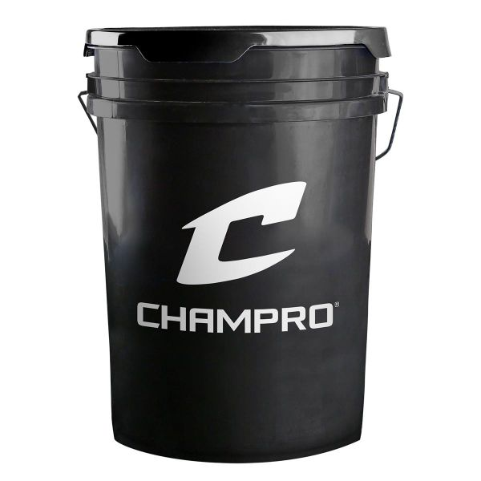 Champro-6-Gallon-Ball-Bucket-20F-BUCKETB