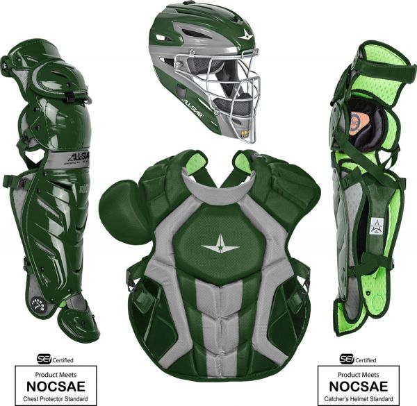 All-Star Adult System7 Axis Pro Catcher's Set