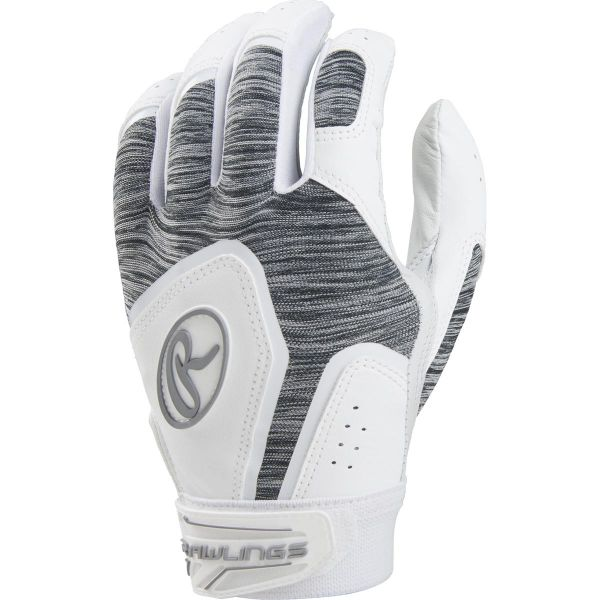 Rawlings Storm Women's Fastpitch Batting Gloves Pair