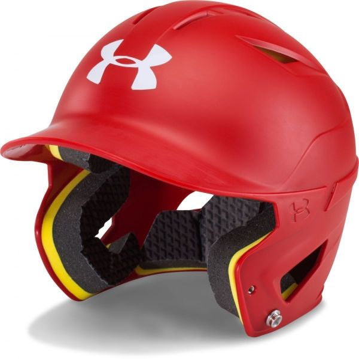 UA Youth Converge Matte Bat Helmet UABH2110M