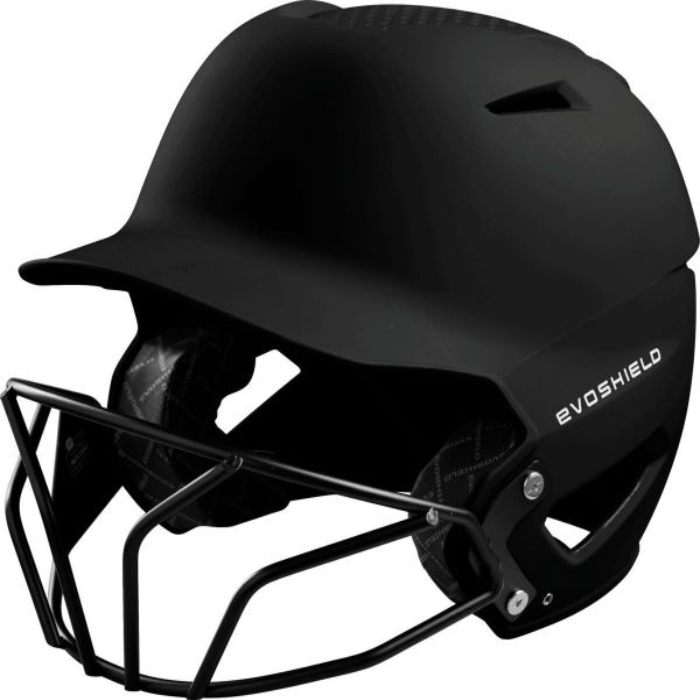 Youth XVT Matte Batting Helmet w/Fastpitch Mask WTV7135Y