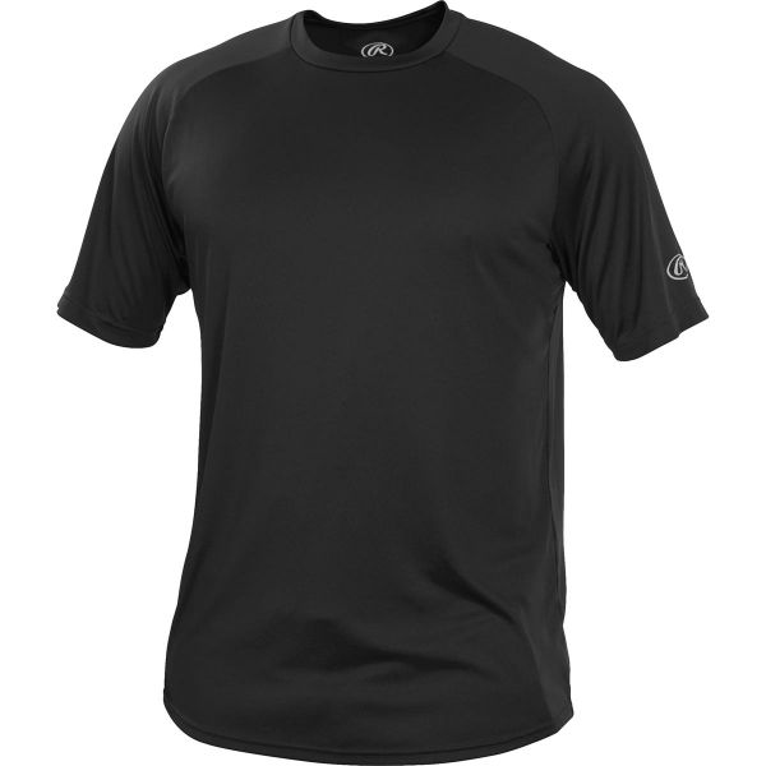 Rawlings Youth Crew Neck Short Sleeve Shirt