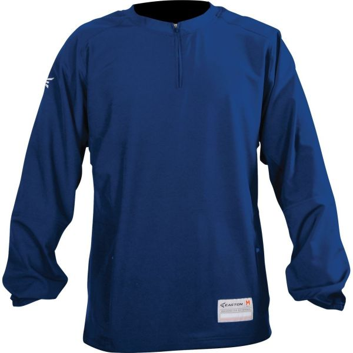Easton Men's Fuze Long Sleeve Cage Jacket