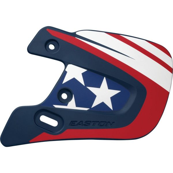 Easton Extended Jaw Guard (USA Pattern)