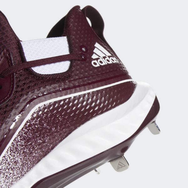 Adidas Men's Icon V BOUNCE Baseball Metal Cleats