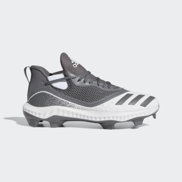 Adidas Men's Icon V Bounce TPU Low Baseball Cleats
