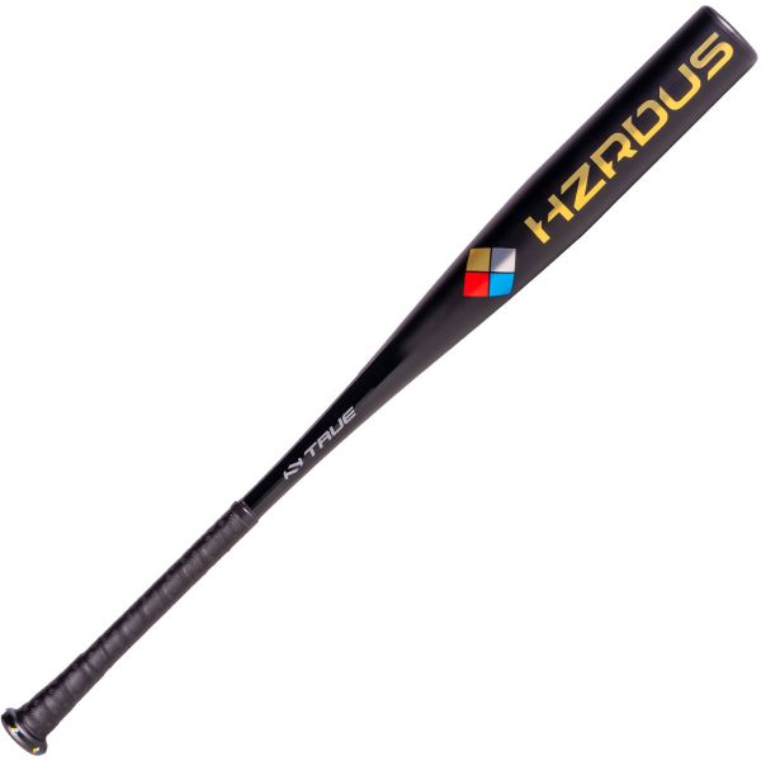 True Sports 2022 HZRDUS One Piece Hybrid -3 Baseball BBCOR Bat