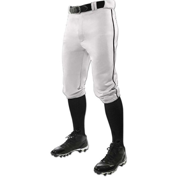 Champro Youth Triple Crown Piped Knicker Baseball Pant