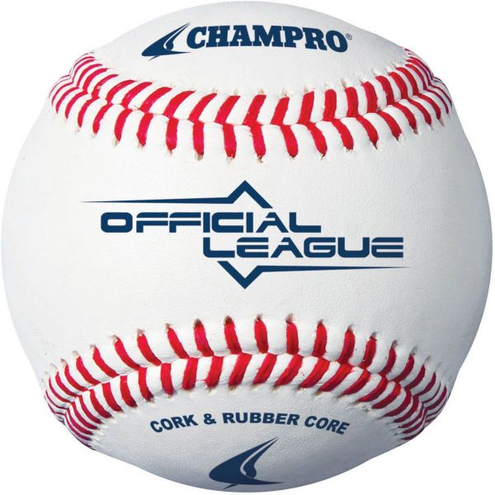 Champro Official League Baseball (Dozen)