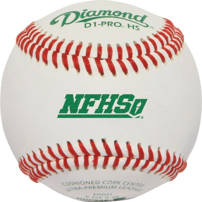 Diamond D1-PRO NFHS/NOCSAE High School Baseball (Dozen)