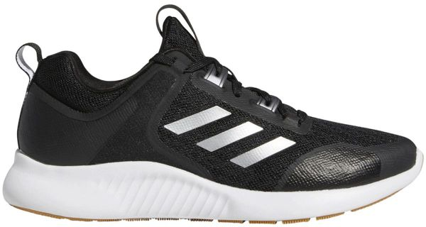 Adidas Women's Edgebounce Running Shoes - Black/Silver/White