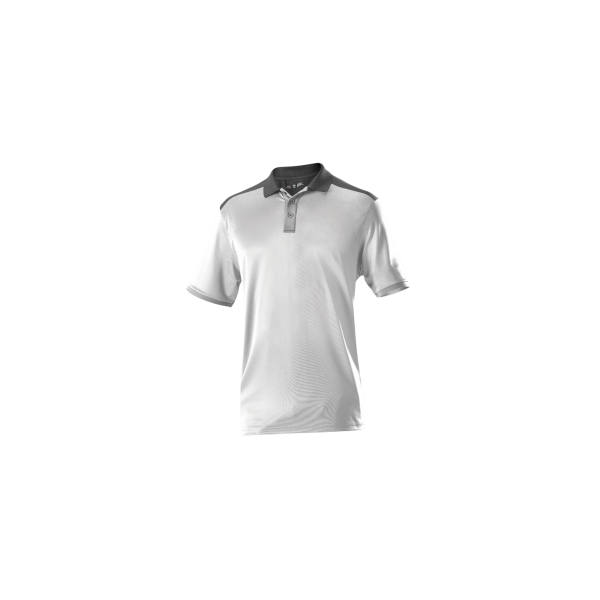 Alleson Adult Color Block Polo