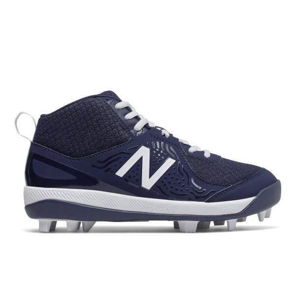 New Balance Youth 3000V5 Mid Rubber Molded Cleat