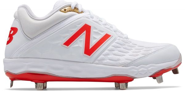New Balance Men's 3000v4 All Star Low Metal Baseball Cleats