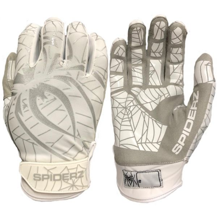 Spiderz Lite Adult Baseball Batting Gloves Pair