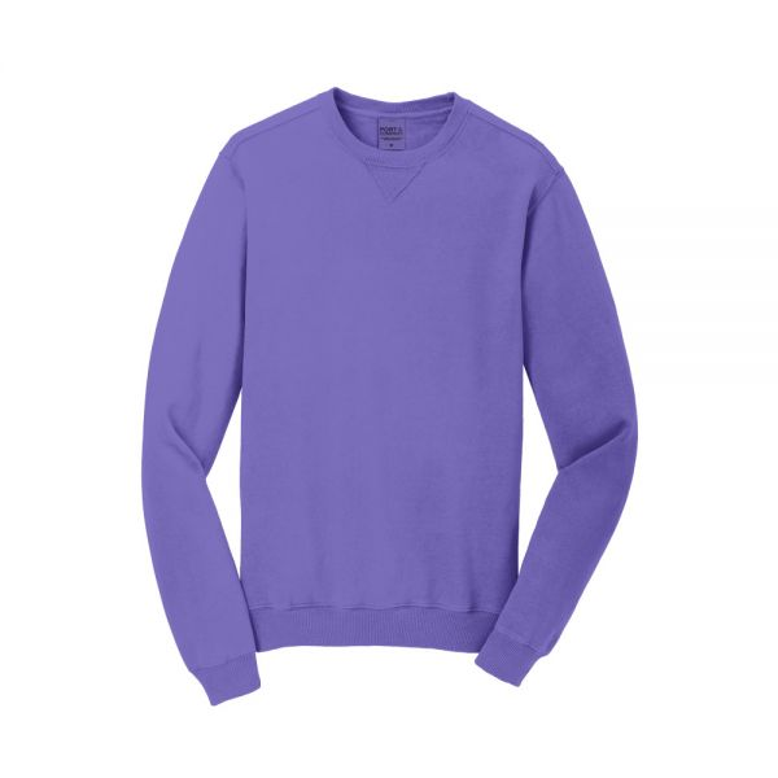 Port & Company Beach Wash Garment-Dyed Sweatshirt