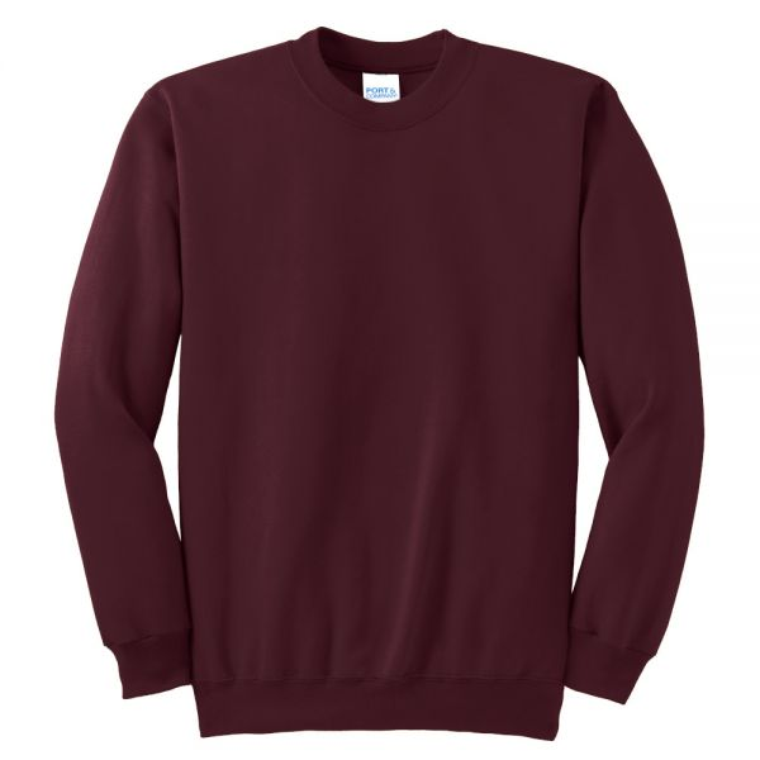 Port & Company Tall Essential Fleece Crewneck Sweatshirt