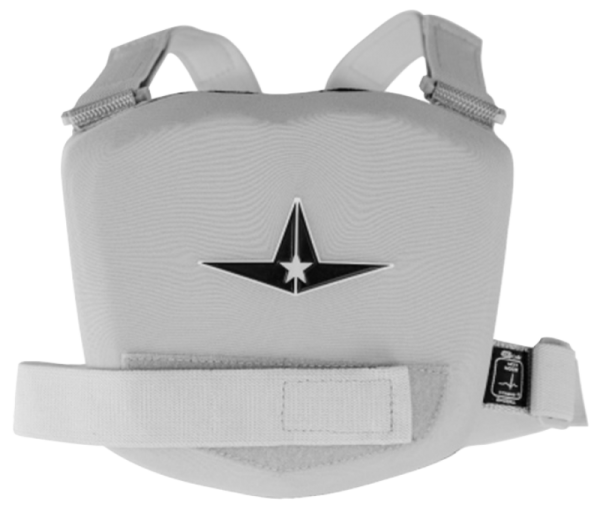 All Star Certified Youth Chest Guard Adjustable OSFA