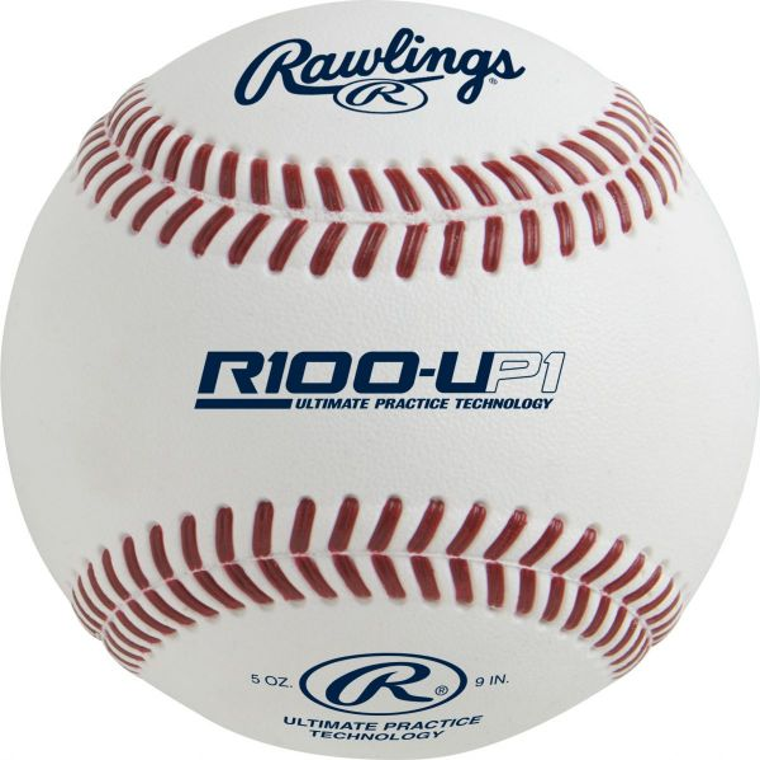 Rawlings Raised Seam High School Practice Baseball (Dozen)