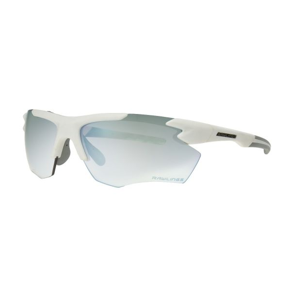 Rawlings 2102 White And Blue Mirror Sunglasses