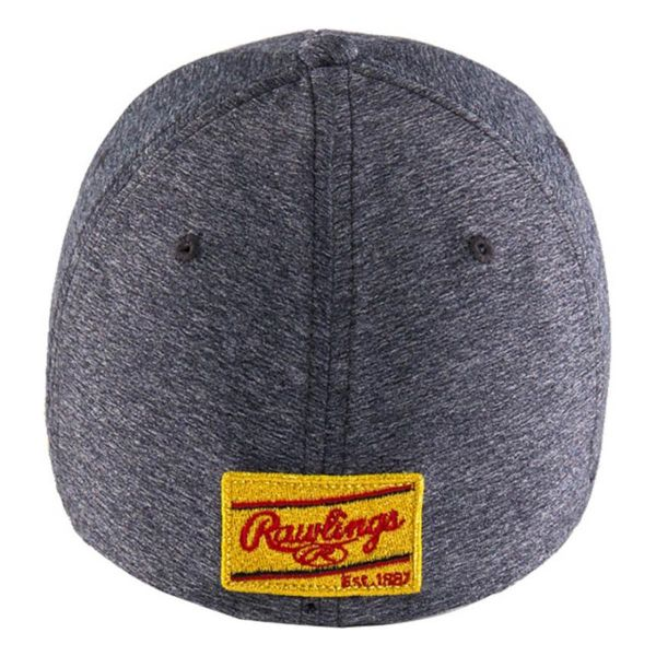 Rawlings Black Clover Gold Glove Hat