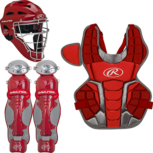Rawlings Renegade 2.0 Adult Catcher's Set (Age 15 & Up)