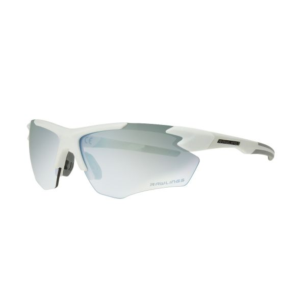 Rawlings RY 2102 White And Blue Mirror Sunglasses