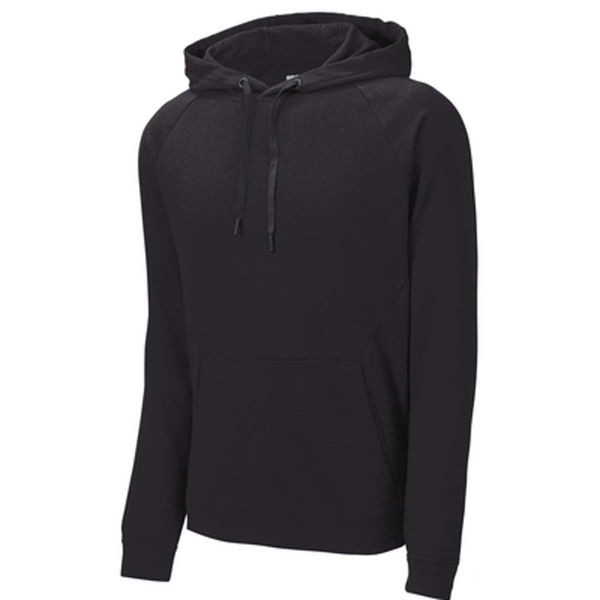 SPORT-TEK LIGHTWEIGHT FRENCH TERRY PULLOVER HOODIE F20
