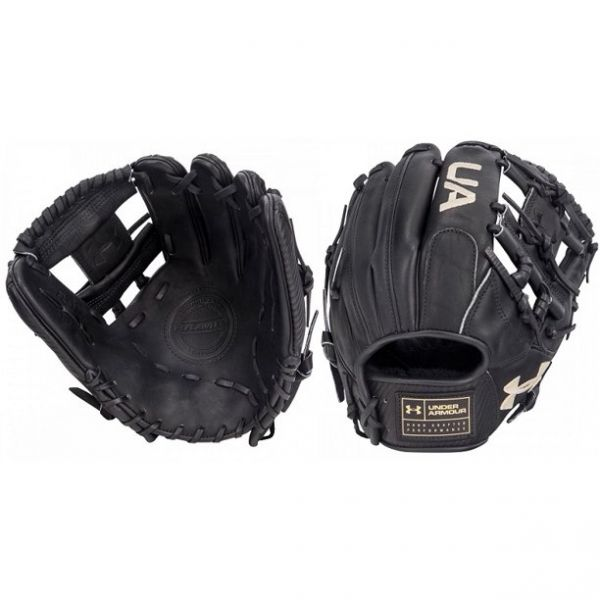 Under Armour Flawless Series Black 11.5