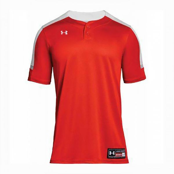 Under Armour Ignite 2-Button Youth Baseball Jersey