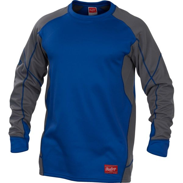 Rawlings Adult Dugout Fleece Pullover