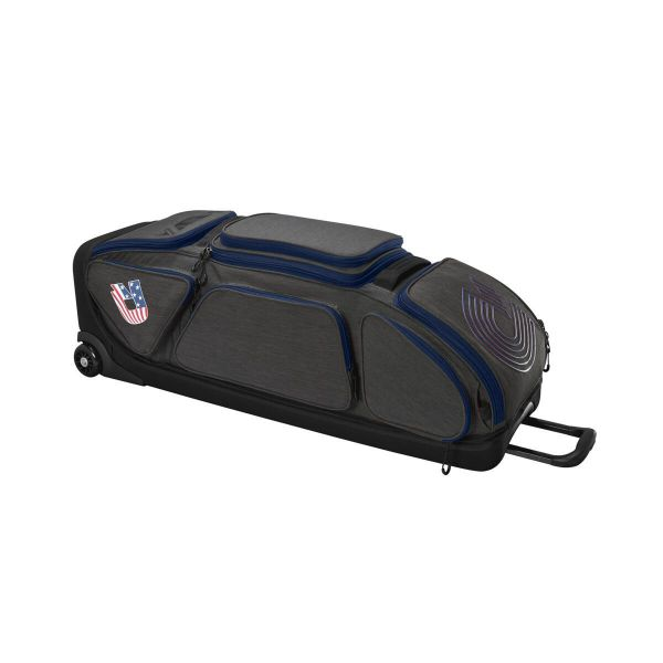 DeMarini Special OPS Front Line Wheeled Bag