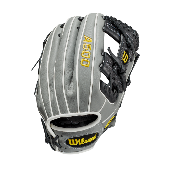 Wilson A500 All Leather Youth 11
