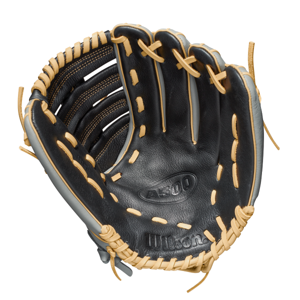 Wilson A500 All Leather 12.5