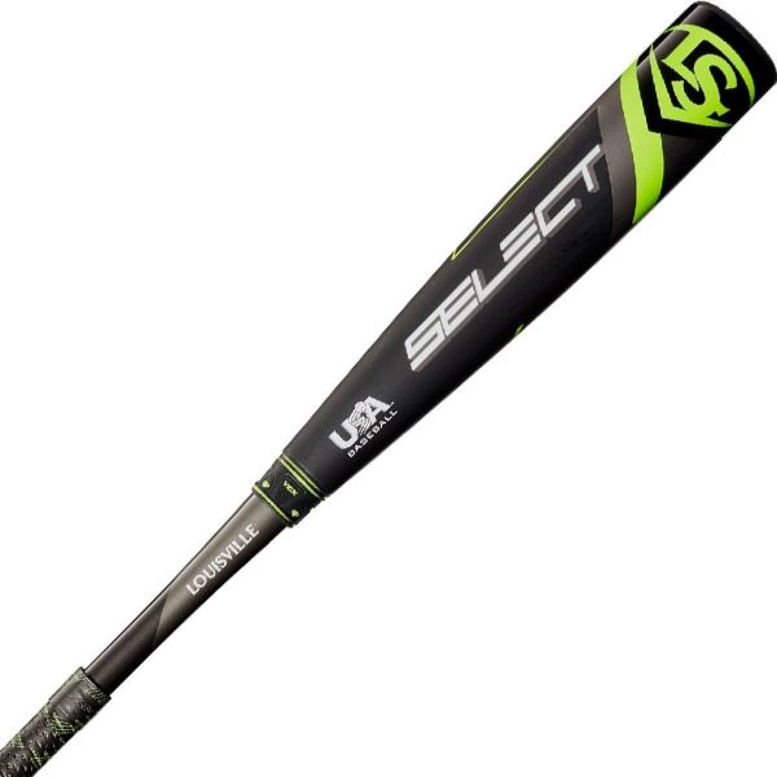 Louisville Slugger 2020 Select -10 USA Baseball Bat (2 5/8
